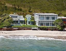 100 House For Sale In Malibu Beach Mer Yahoo CEO Puts His Home Up For At 50 Million