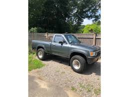 1990 Toyota Pickup For Sale | ClassicCars.com | CC-1111948 Rare Blue 1988 Toyota Pickup Extra Cab Auto 4wd Very Clean 4cyl Heres Exactly What It Cost To Buy And Repair An Old Truck For Sale Lifted 1990 Classic Car Fort Worth Tx 76190 G Reg Toyota Hilux 4x4 Pick Up Truck Single Cab 23 Petrol Yes For Stkr9530 Augator Sacramento Ca Hiace Pictures Top Of The Line Tacoma Crew Trucks Capsule Review 1992 Truth About Cars Hilux Pick Up 2500cc Diesel Manual