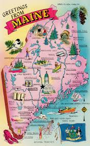 Fun Map Of The State Of Maine! We Are Located In Madison, Near ... North East New England Amtrak Route Map Super Easy Way To Get 12 Great Food Trucks That Will Cater Your Portland Wedding Blue Star Donuts Feed Me Four Great Apps For Fding Food Trucks On Twitter The New Restaurant Baharat Is These Are The 19 Hottest Carts In Mapped Portlands Musthave Cart Dishes Maine Menu Truck Road Trip 40 Cities 30 Days Map