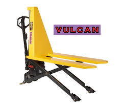 VULCAN Electric High Lift Pallet Trucks - Storage Systems And Equipment 2500kg Heavy Duty Euro Pallet Truck Free Delivery 15 Ton X 25 Metre Semi Electric Manual Hand Stacker 1500kg High Part No 272975 Lift Model Tshl20 On Wesco Industrial Lift Pallet Truck Shw M With Hydraulic Hand Pump Load Hydraulic Buy Pramac Workplace Stuff Engineered Solutions Atlas Highlift 2200lb Capacity Msl27x48 Jack The Home Depot Trucks Jacks Australia Wide United Equipment