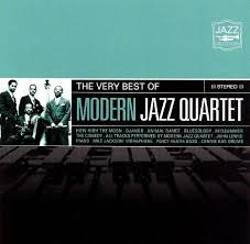 the best of the modern jazz quartet brokers the