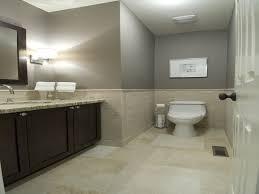 Paint Color For Bathroom With Beige Tile by Bathroom Tile Colour Ideas 58 Images Brown Tiled Bathroom