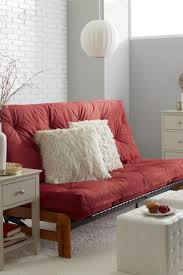 Handy Living Convert A Couch Sleeper Sofa by How To Clean And Care For A Futon Overstock Com