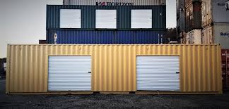 100 Shipping Containers California Affordable Storage