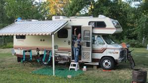 We're Semi-retired And Living In An RV. It's Not As Ghastly As It ... Faded Glory1978 Datsun 620 Mini Motorhome Horizon Transport North Americas Largest Rv Company Showhauler Cversions Home Facebook Bangshiftcom Freak Of The Week This Truck Thing Is Epic Top 6 Categories Without A Hitch Class Types Explained Guide To Every Category Of Camper Curbed Custom Kenworth Youtube Concorde Reisemobiles New Mercedesbenz Actros 2542based Centurion 2 Die As Motorhome Hits Parked Ctortrailer Semi Rvcargo Trailers Toterhome