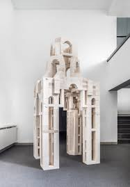 100 Conrad Design Willems Creates Modular Stone Structures Based On Childrens