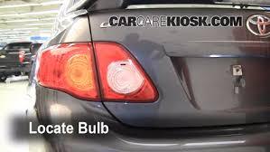 brake light change 2009 2013 toyota corolla 2010 toyota corolla