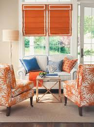Living Room Incredible Blue And Orange Living Room Orange Living
