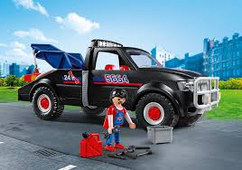 100 New Tow Trucks Truck 5664 PLAYMOBIL USA