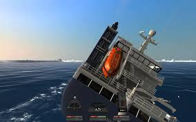 cargo ships sinks ship simulator extremes youtube