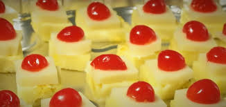 healthy canapes recipes pineapple cheese canape healthy recipes