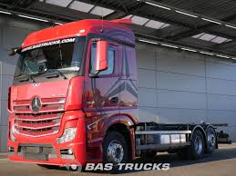 Mercedes Actros 2545 L Truck Euro Norm 6 €39800 - BAS Trucks