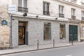 The Majestic Palais Des Etudes Of Ecole Beaux Arts One Most Distinguished Fine Art Academies In Paris Stands Adjacent To Galerie Yves