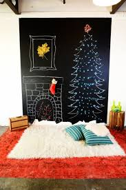 Funny Christmas Cubicle Decorating Ideas by Best 25 Christmas Wall Decorations Ideas On Pinterest Holly