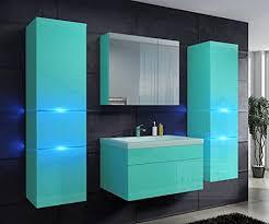 badezimmer lichtgrün hochglanz mit siphon echt lackiert