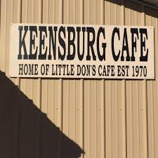 100 Don Cafe Keensburg Home Of Little S Est 1970 Home