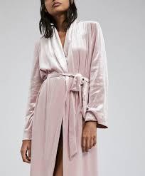 robe de chambre velours robe de chambre velours robes de chambre pyjamas et homewear