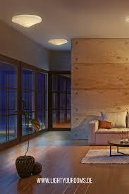 beleuchtung wohnzimmer decke lichtplanung diy