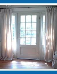 Sidelight Window Curtains Amazon by Front Door Sidelight Window Treatments Nucleus Home