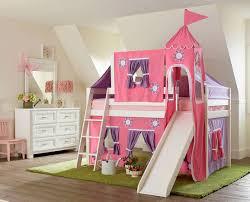 Loft Bed With Slide Ikea by Bedroom Amazing Bunk Bed With Slide For Cozy Kids Bedroom Design