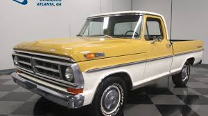 1971 Ford F100 Classics For Sale - Classics On Autotrader My New Truck 71 F250 4x4 Trucks Home Dee Zee Tow Ready Classic 1972 Ford F250 Camper Special Ford F100 Sport Custom Frame Off Stored One Of The Best Fseries Third Generation Wikipedia Hot Rod Truck 390 V8 C6 Trans 90k Miles 1971 To 1973 For Sale On Classiccarscom Flashback F10039s New Arrivals Of Whole Trucksparts Classics Autotrader Covers Bed 2007 Ranger Cover