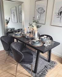 interior decor inspiration on instagram dining room