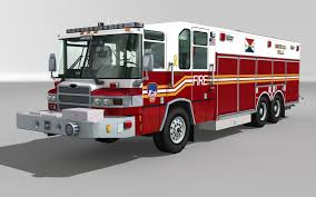 100 Heavy Rescue Trucks Fire Truck TheMethodBehindTheMadness