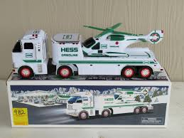 100 Hess Toy Truck Values And Helicopter Auctions Online Proxibid