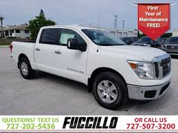 New 2018 Nissan Titan For Sale | Clearwater FL