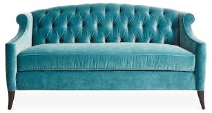 searching for the perfect velvet sofa