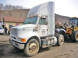 1990 International 8100 Single Axle Day Cab Tractor For Sale By ... Used 1990 Intertional Dt466 Truck Engine For Sale In Fl 1399 Intertional Truck 4x4 Paystar 5000 Single Axle Spreader For Sale In Tennessee For Sale Used Trucks On Buyllsearch Dump Trucks 8100 Day Cab Tractor By Dump Seen At The 2013 Palmyra Hig Flickr 4900 Grain Truck Item K6098 Sold Jul 4700 Dump Da2738 Sep Tpi Ftilizer Delivery L40