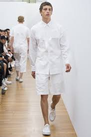 Comme Des Garcons Shirt Spring 2017 Menswear Fashion Show
