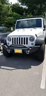 Iron Cross Jeep Wrangler Full Size Front Bumper With Push Bar GP ...