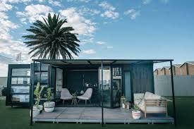 100 Luxury Container House Shipping Home By CONTAINED
