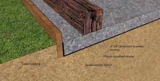 Floor Joist Spacing Shed by A Storage Shed Foundation That Is Easy To Build