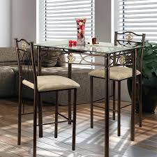 Dining Table Set Walmart by High Dining Table Sets Top Set For 6 Walmart 23164 Gallery