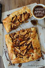 Easy Apple Galette Pastry