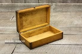 Custom Medium Wood Box