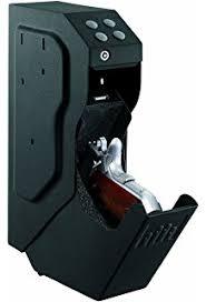 Cabelas Gun Safe Battery Replacement by Amazon Com Hornady Security Rapid Gun Safe Black Sports