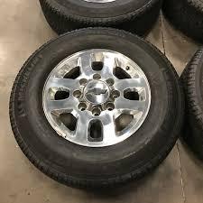 Chevy Silverado 2500 Wheels + Tires - Extreme Wheels