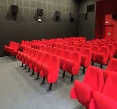cinema siege rénovation de sièges de cinéma à villars les dombes sellerie du pilat