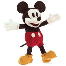 Amazoncom Folkmanis 5008 Mickey Mouse Hand Puppet Standard