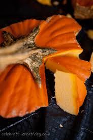 Storing Pumpkin Pieces by Celebrate Creativity