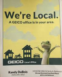 Randy DuBois - Geico - Home & Rental Insurance - 14310 NE 20th St ...