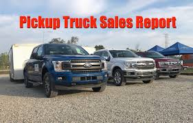2018-pickup-truck-sales-report-numbers - The Fast Lane Truck Dixie Car Sales Used Pickup Trucks Louisville Ky Dealer Myers Auto Exchange Mount Joy Pa New Cars 2019 Ford F250 Superduty Pickup Truck Review Van Isle 2017 Detroit Show Top Autonxt 2016 Was The Year Midsize Fought Back Light Now Dominate The Cadian Market Wheelsca Ranger Captures 25 Of Philippine Pickup In Big Valley Automotive Inc Portales Nm Sales Archives Page 3 5 Truth About All Star And Truck Los Angeles Ca Chart Of Day Why Colorado Expectations Are Low 1985 Chevrolet Silverado Fleetside Scottsdale Fs