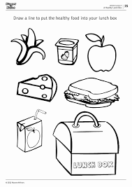 28 Collection Of Healthy Lunch Drawing