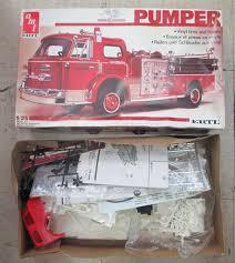 American La France Pumper Fire Truck 1 25 Scale By AMT Ertl Model ...