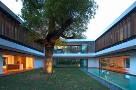 100 Wallflower Architects ARCHDAILY See Through House Architecture Design