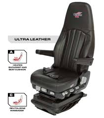 Minimizer Truck Seat - Ultra Leather With Heat And Cool   Rhodes Works Quality Breathable Flax Fabric Car Seat Cushion Cover Crystal New Oasis Flotation Truck Specialists Silica Gel Non Slip Chair Pad For Office Home Cool Vent Mesh Back Lumbar Support New Universal Size Cheap Cushions Find Deals On Line At Silicone Massage Anti The Shops Durofoam 002 Chevy Tahoe Dewtreetali Beach Mat Sports Towel Fit All Wagan Tech Soft Velour 12volt Heated Cushion9438b