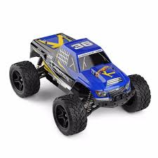 100 Best Rc Monster Truck Wltoys A323 RC Car 112 Scale 4CH 24G 2WD Cars 30kmh High Speed